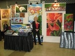 The Manitoba Art Expo.  Held every year the end of October.  Premier art show in Manitoba.