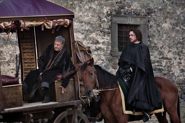 """""""The Medici"""" - neue Serie auf Sky mit Oscar-Gewinner Dustin Hoffman und Game of Thrones Star Richard Madden."""
