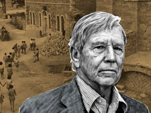 "At 77, Amos Oz delivers ""Judas"" set in Jerusalem in 1959-60. It's one of the most triumphant novels of a magnificent career."