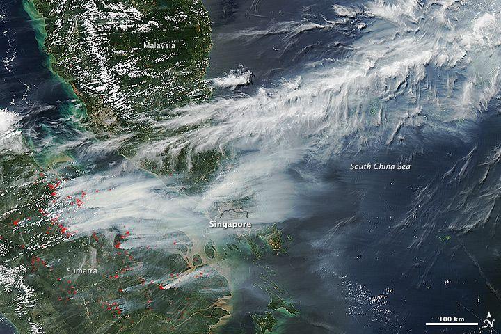 Jerebu Yang Melanda Asia Tenggara Terburuk Dalam Sejarah - #jerebu - http://www.kenapalah.com/jerebu-yang-melanda-asia-tenggara-terburuk-dalam-sejarah/