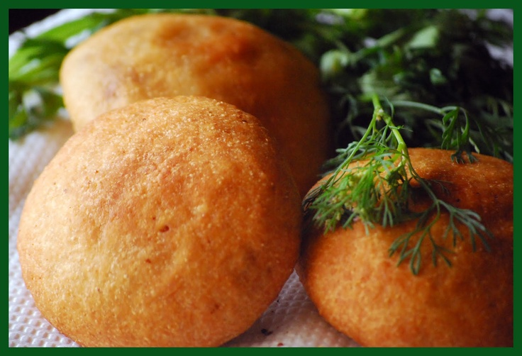 Test Spicy Potato Kachori......  http://www.easyindianfoodrecipes.info/snack/potato-kachori-recipe.html