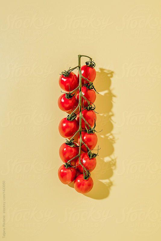 Cherry tomatoes by Tatjana Zlatkovic for Stocksy United
