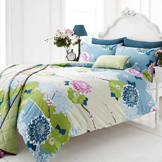 -Renew and Refresh yourself! Bed linen from homestore + more.
