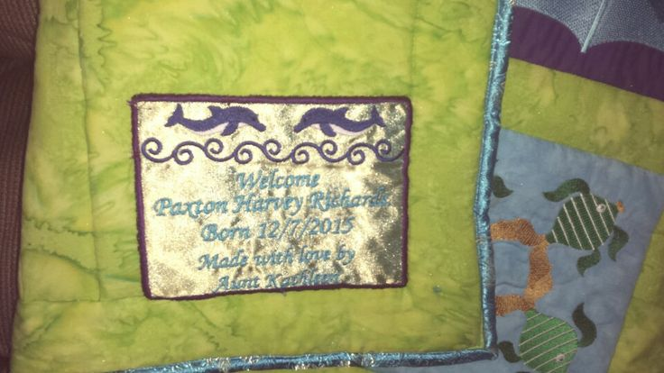 126 best images about Projects I made. on Pinterest Quilt, Quilt labels and Jim o rourke