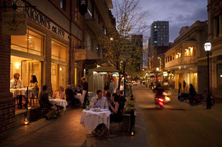Leigh Street, Adelaide