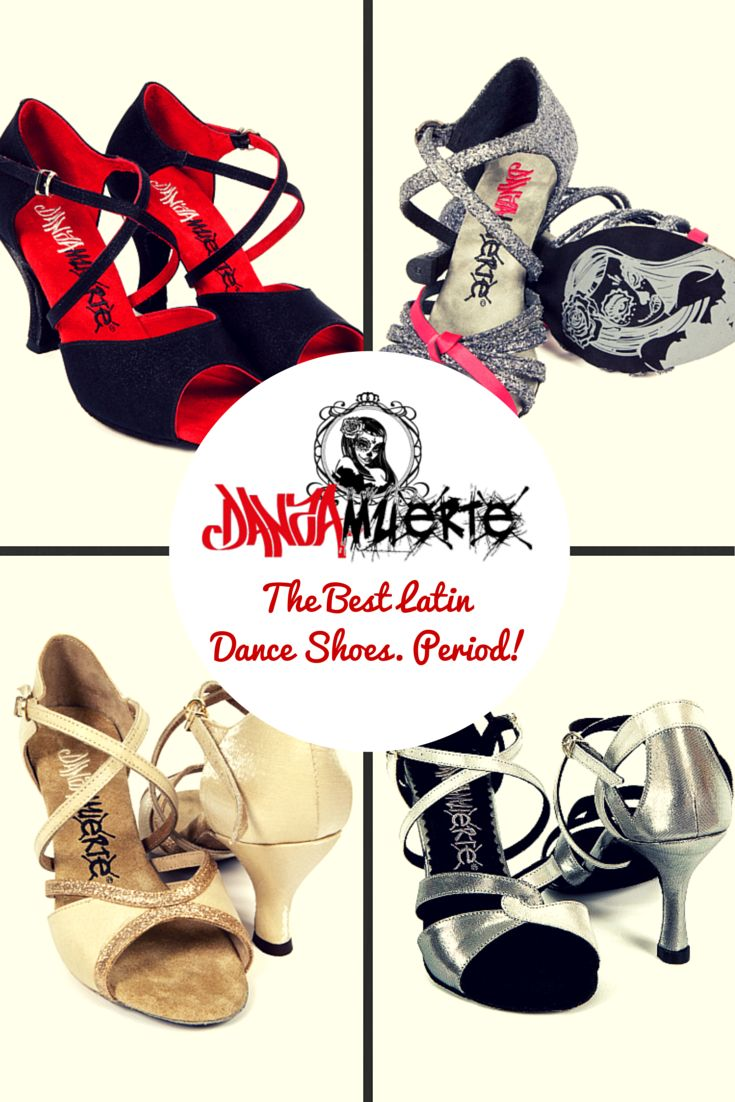 ➨  http://danzamuerte.com/go/shop The best Latin Dancing Shoes. Period! #salsa #dancing #shoes
