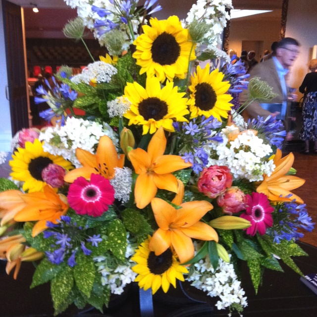 Best Church Flower Arrangements: 111 Best Flowers From Other Churches Images On Pinterest