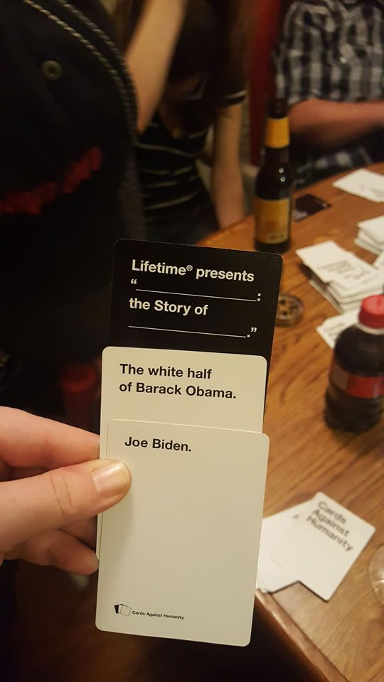5 Funny Pictures Today: #2 Cards against humanity