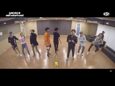 SF9 왜 이래 (Why) Dance Practice (mirror)