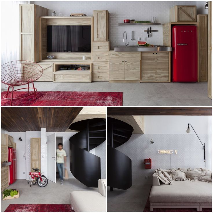 Mini appartamento AP 1211 by Alan Chu Appartamento