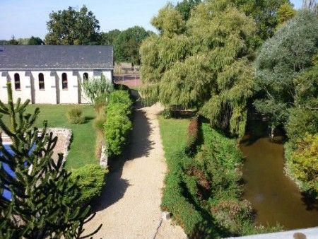 Domaine de la Courbe - Lieu idéal pour un team building au vert dans la région du Pays de la Loire.