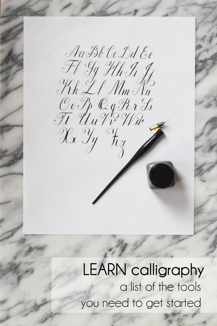 99 best calligraphy images on pinterest Where to learn calligraphy