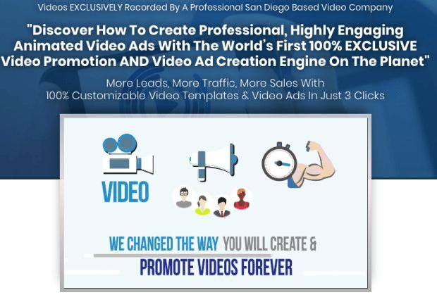 Vidoyo Video Ads Builder By Mario Brown is best premium video ads builder software to create professional, highly engaging animated video ads with the world's first 100% exclusive video promotion and video ad creation engine on the planet and get more leads, more traffic, more sales with 100% customizable video templates & video ads in just 3 clicks  #vidoyo #videoads #ads #videomarketing #videoadsbuilder #videocreator #fbads #advertising #ecom #ecommerce #marketing #affiliatemarketing