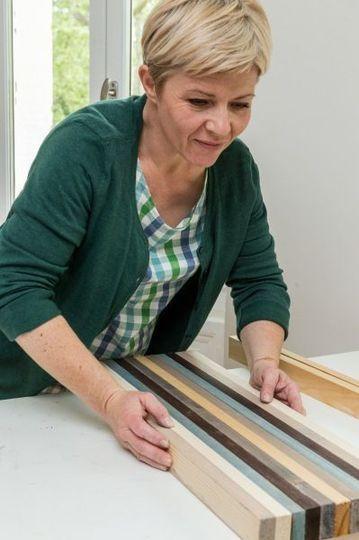 DIY deco pas cher : construire une table basse avec des planches en bois - Côté Maison