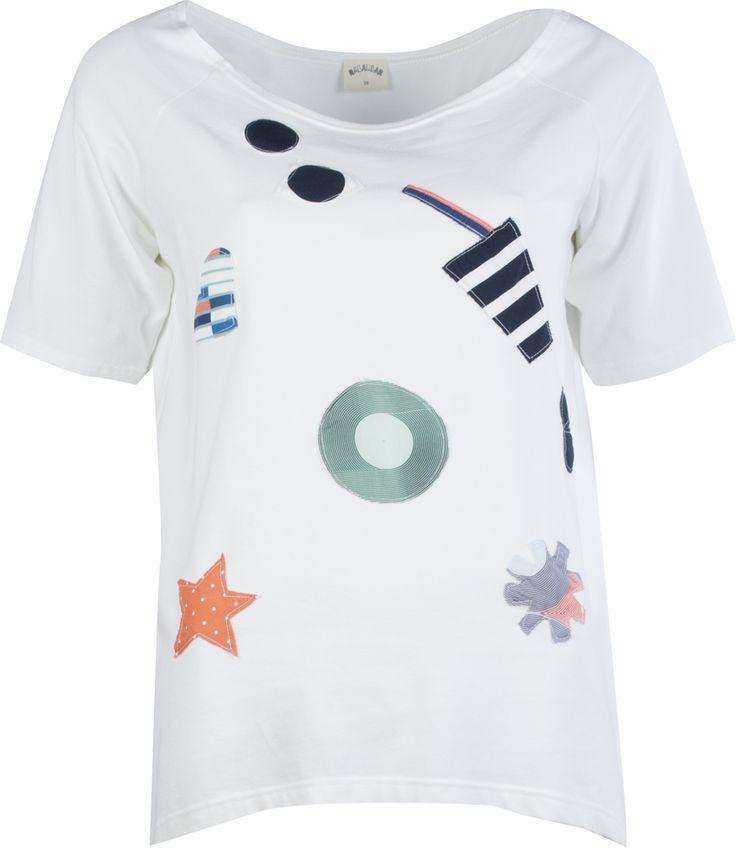 Rabarbar, lato, t-shirt