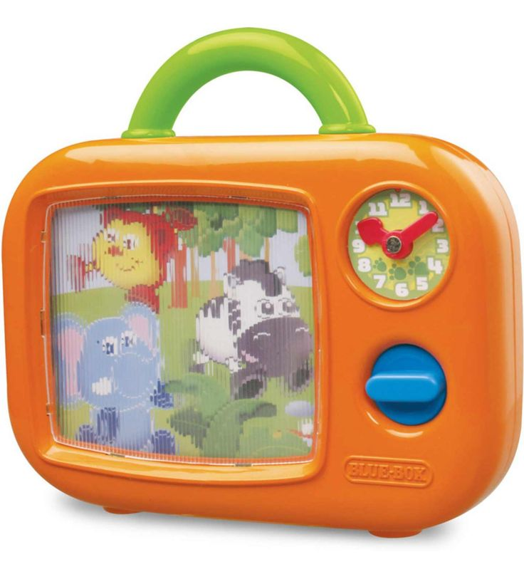 B Kids Musical TV Learning Toy for Kids  Assorted Colour – The color of some product parts may vary from what is shown in the image   B Kids Musical TV Learning Toy for Kids  B kids Musical TV is an activity toy that features a large screen to play animal images and fun melodies to entertain kids. This easy to carry fun and educational toy will entertain toddlers on the go and helps in their early brain development