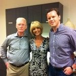 Bill and Willie Geist | Ann Nyberg's Network Connecticut | Let's Start Talking!