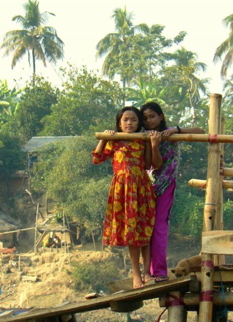 World Population By Race >> Bangladesh, nearly half of its population of 135 million ...