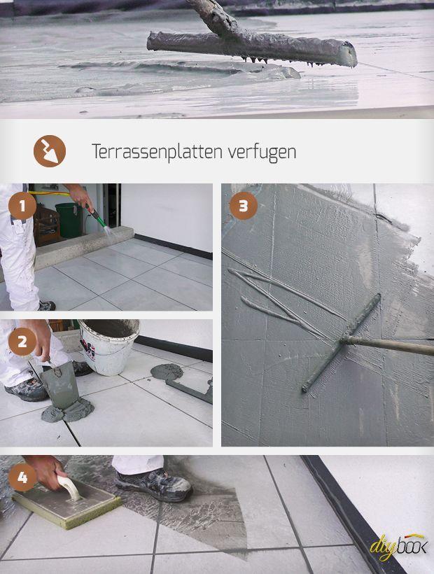 Pin Von Serkan Kilic Auf Unser Hauschen Terrassenplatten Verfugen Terrassenplatten Verfugen