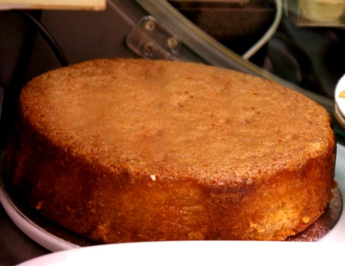 gluten free honey cake for rosh hashanah