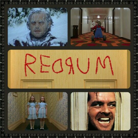 The feeling of being a co-star in the Shining is very real.