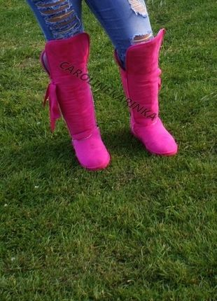 Kup mój przedmiot na #vintedpl http://www.vinted.pl/damskie-obuwie/kozaki/10196727-dlugie-emo-mukluki-buty-botki-nubuk-kozaki-kalosze