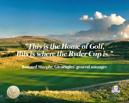 Don't just watch the 2014 Ryder Cup in Scotland...Experience it LIVE with #SceptreTours! Contact: 1.800.495.5049 Learn more: http://www.sceptretours.com/golf