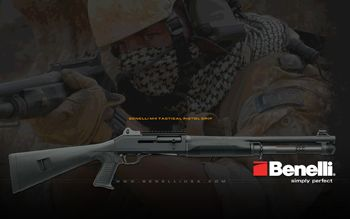 Benelli M4; worked for me in the Corps, seems adequate for everything else! $1900-2100