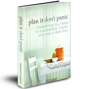 plan it dont panic