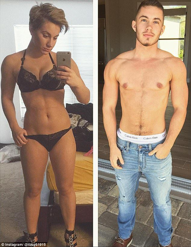 Transgender Guy To Girl