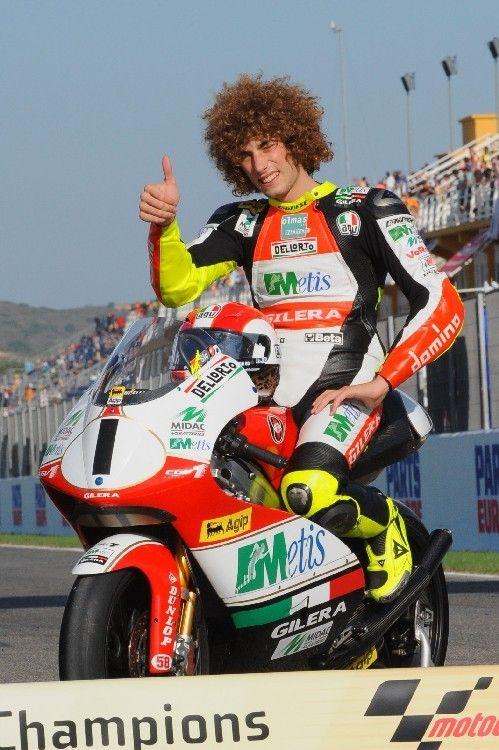 Marco Simoncelli #SIC58 #250cc