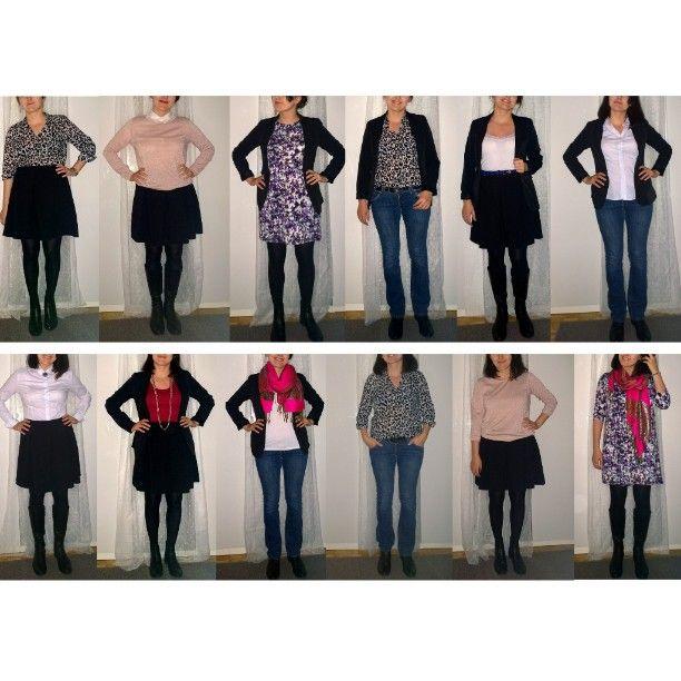 Podsumowanie miesiąca, czyli #capsulewardrobe #luty #333 #minimalism #decluter #ootd  #slowfashion #polishblogger #polishgirl #fashionblogger #fashionblog #ootd #outfitoftheday #minimalnat #instadaily #love  #polishbloger