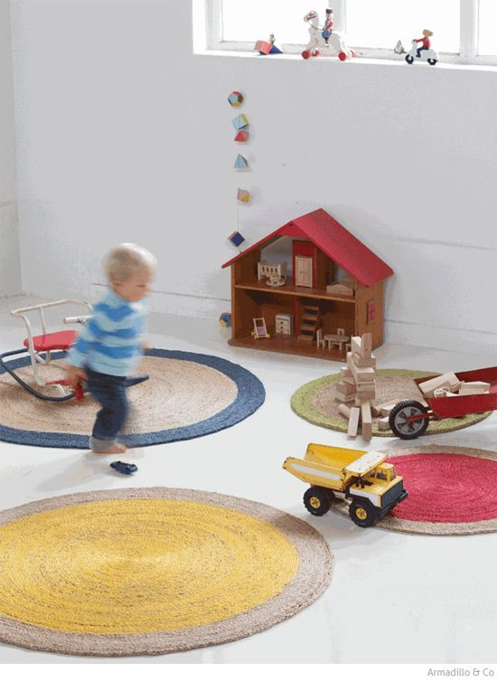 Bondville: New Armadillo and Co fairtrade rugs for kids