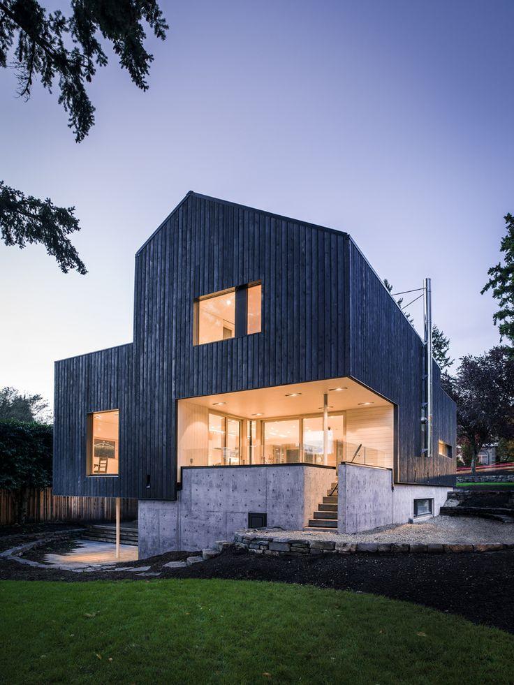 JSP14307House_RGB3. Wood StoneModern HousesArchitecture DesignArchi ...
