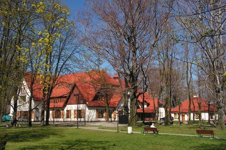 Górny Śląsk: Katowice - Giszowiec