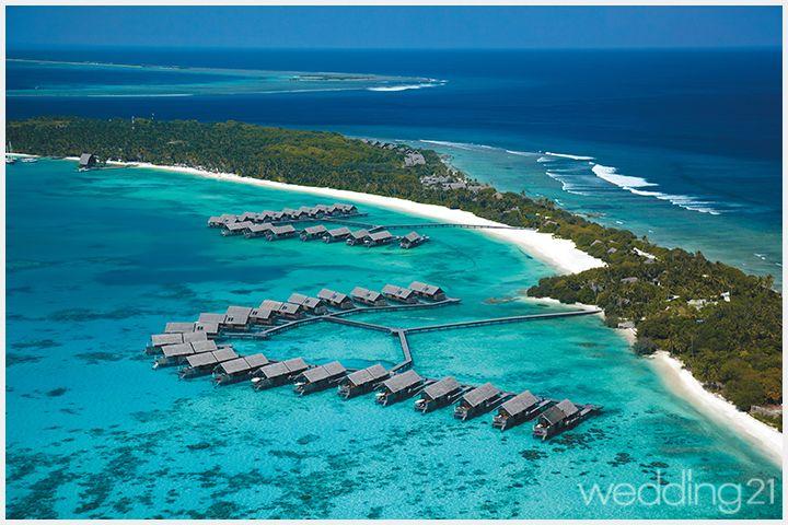 [신혼여행지] 베트남 & 몰디브 - 스파가 유명한 리조트-2 < 웨딩뉴스 < 월간웨딩21 웨프