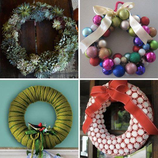 40 Wonderful Wreaths To Make, Buy, Or DIY