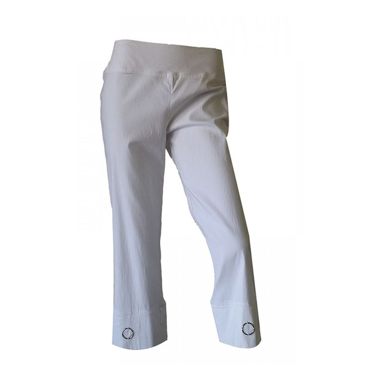 Teaberry Capri Pants