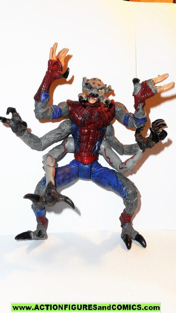 Upper Torso ToyBiz Marvel Legends Build-A-Figure MOJO BAF Parts