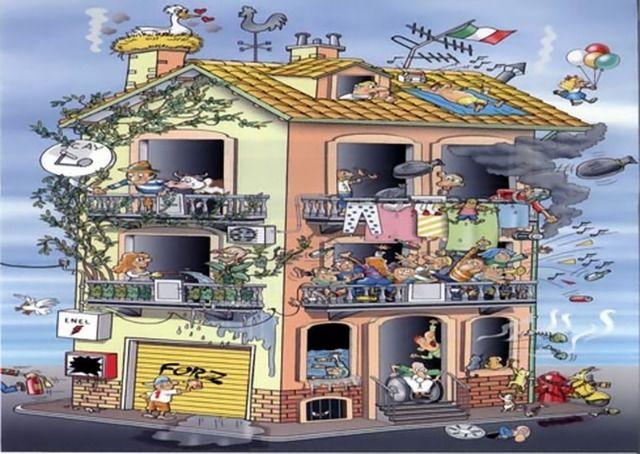 Quando si costituisce un condominio?