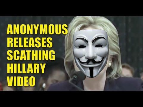 Silence is Consent   ALERT: Hacker Group ANONYMOUS Claims to Have BILL CLINTON UNDERAGE SEX TAPE - Silence is Consent