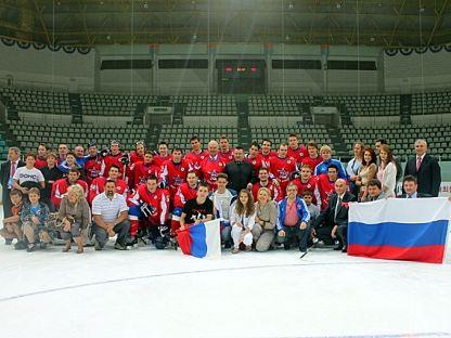 Хоккейный свитер Белые медведи 2013