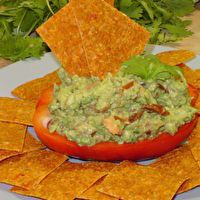 Paleo 'Tortilla' Chips by Babs