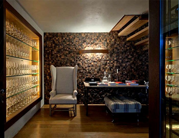 Luxurious Casa Nova Lima with Dramatic Landscape Compositions casa nova lima winery