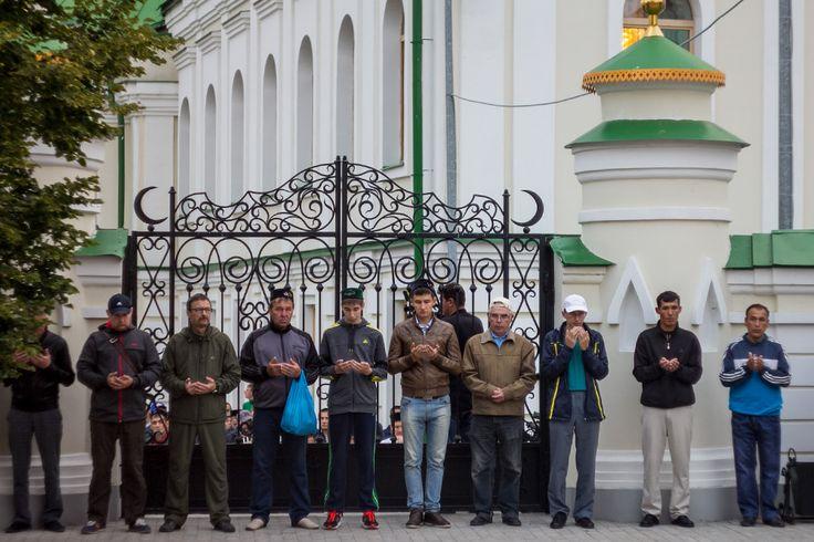 Фото - путешествия по миру: Рассказ о том как в Казани отмечают Ураза-байрам. ...