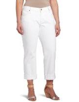 James Jeans Women's Plus-Size Neo Beau Z Jean