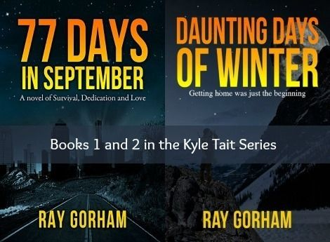 An interview with author Ray Gorham + Giveaway | Backdoor Survival