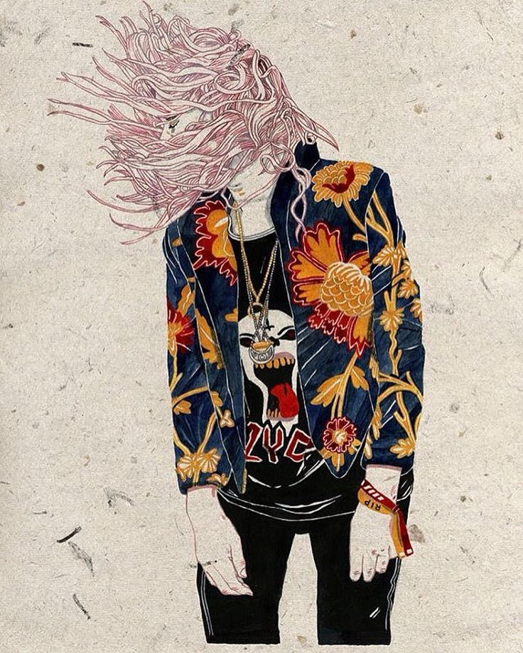 R/R wip. #illustration #rockandroll #fashionillustration #fashion #jacket #pattern #wip
