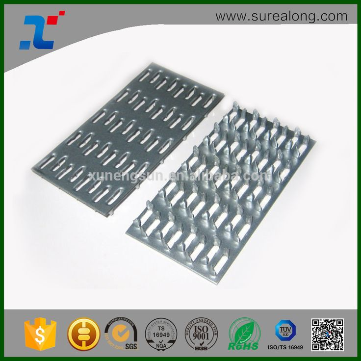 Super quality and competitive price of galvanized Single Truss Nail Plate