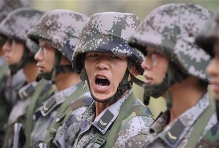"China preparing for ""short duration, high-intensity regional conflicts"": Pentagon 